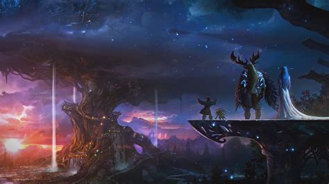 1 World of Warcraft: Traveler HD Wallpapers | Background