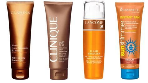 Glam and Glitter: The Best Fake Tans