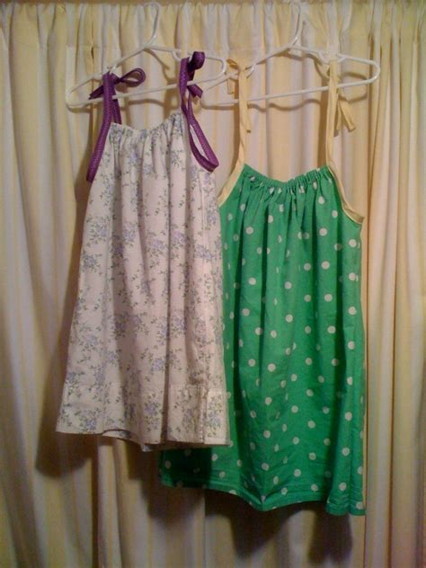 Little Dresses for Africa-Pillowcase Dresses – Sewing