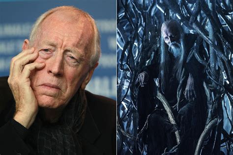 Game of Thrones Has Hired Actor Max Von Sydow to Rescue
