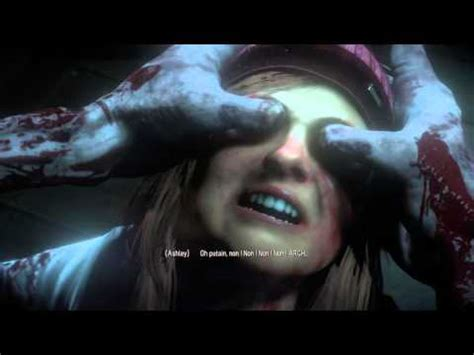 Ashley Dead (Eyes Gouged) - Until Dawn - YouTube