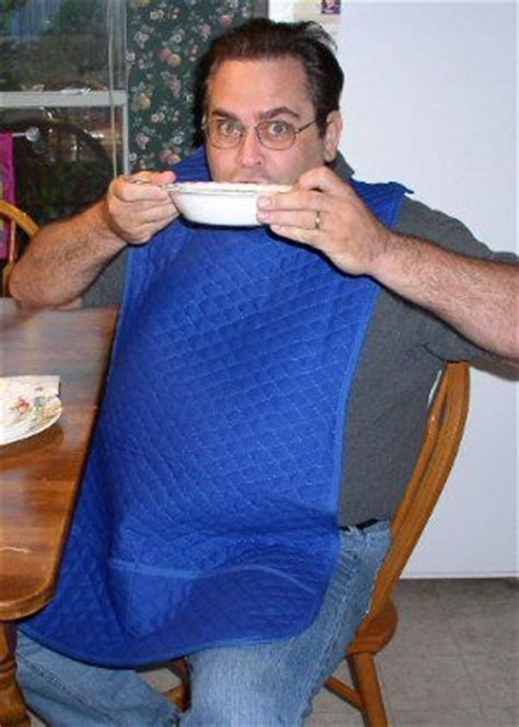 Adult bibs for charity