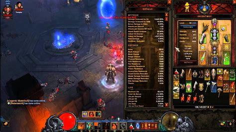 Diablo 3 Barbarian Hammer of the ancients build guide