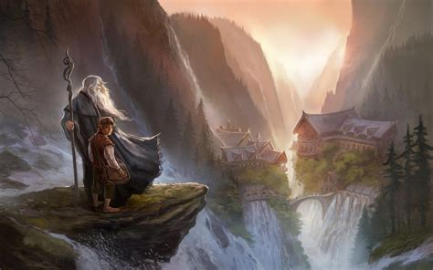 The Lord Of The Rings, Gandalf Wallpapers HD / Desktop and
