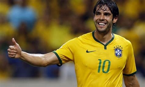 Kaka, legend who dwarfed Messi, Ronaldo - Egypt Today