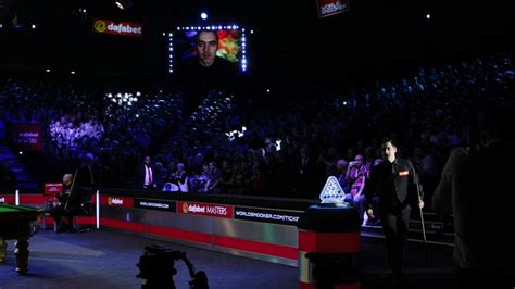 Masters 2020 Tickets - Final SOLD OUT! - World Snooker