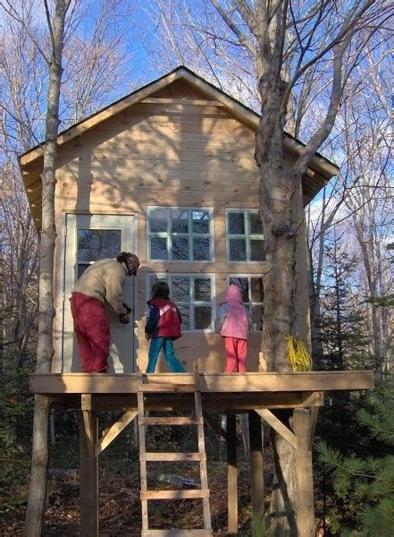 Treehouse: The Place of Childhood | Houseporn
