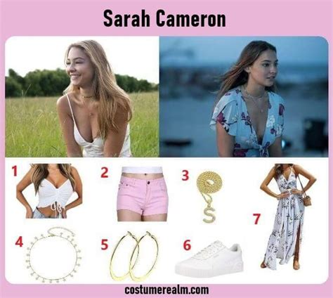 Outer Banks Sarah Cameron Outfits Guide