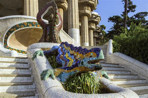 Park Güell | Barcelona, Spain Attractions - Lonely Planet