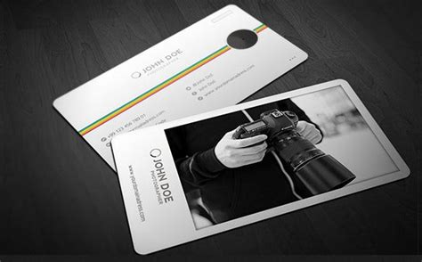 28+ Photography Business Cards - Free PSD, Vector AI,EPS