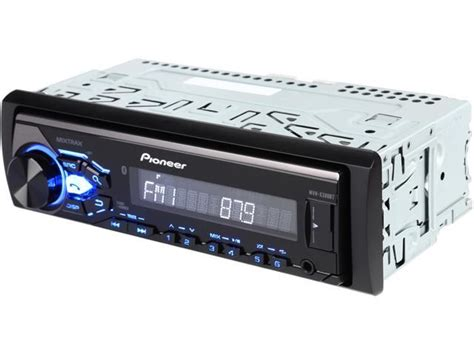 Pioneer Digital Media Receiver with Short Chassis Design