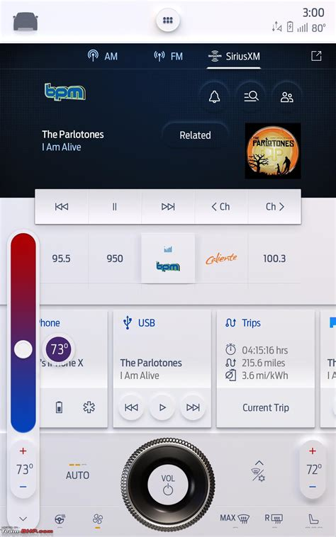 Ford SYNC 4 in-car entertainment previewed - Team-BHP