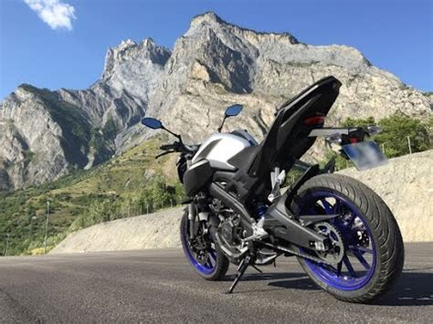 Yamaha MT 125 Full Option - YouTube