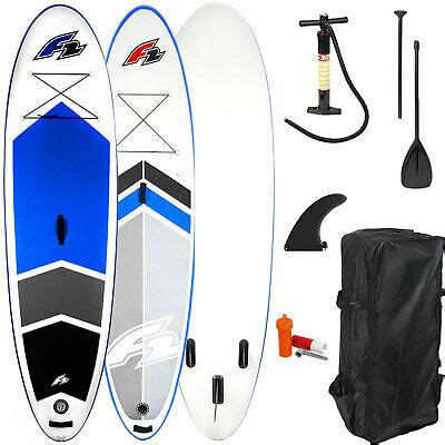 F2 Inflatable Team Stand Up Paddle Board SET I-SUP