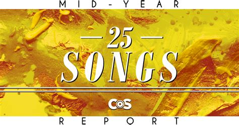 Top 25 Songs of 2019 (So Far) | Staff List | Consequence
