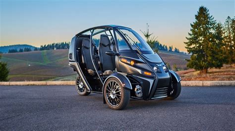 2019 Arcimoto FUV Evergreen | Top Speed