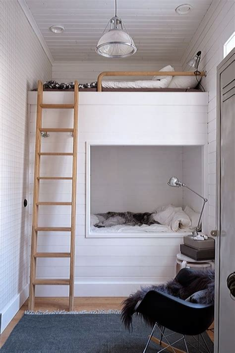 26 Cool And Functional Built-In Bunk Beds For Kids - DigsDigs