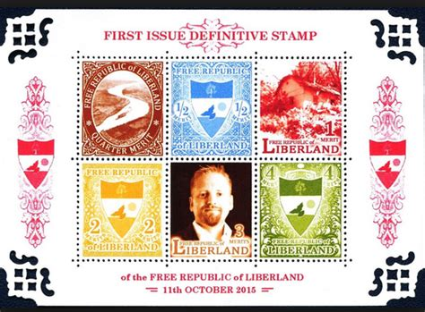 Micronations and Imaginary Country Stamps | Stamp Exchange