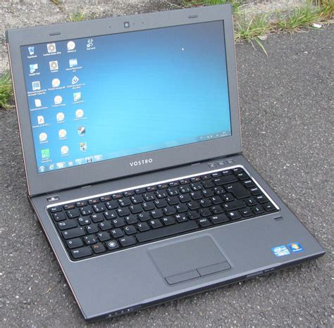 Review Dell Vostro 3460 Notebook - NotebookCheck