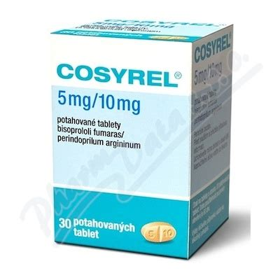 Cosyrel 5mg/10mg por