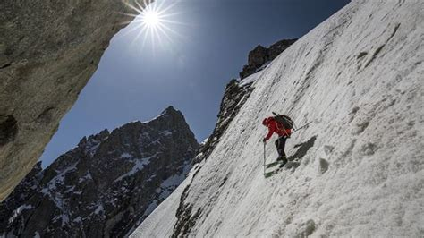 Why Jimmy Chin Takes Pictures While Climbing and Skiing