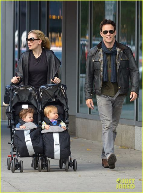 Celeb Diary: Anna Paquin & Stephen Moyer in New York