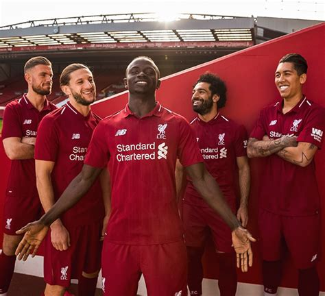 'This Means More' – Liverpool Unveil New Balance Home Kit