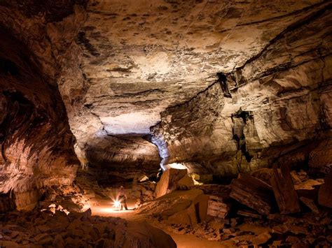 A Guide to Kentucky's Mammoth Cave National Park