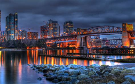 Vancouver HD Wallpaper - WallpaperSafari