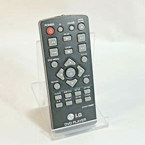 GENUINE Remote Control for LG DP132 DVD Player with USB