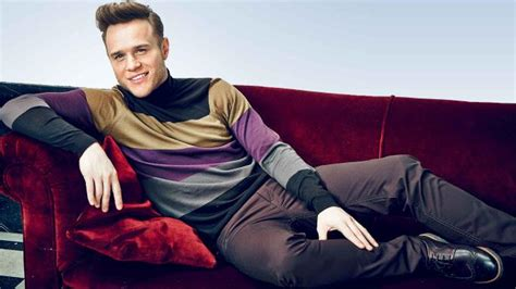 Olly Murs: I put a brave face on my anxieties | Weekend