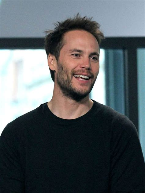 Taylor Kitsch promotes American Assassin in New York with