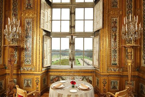 Private lunch and dinner - Vaux le Vicomte