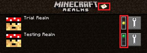 minecraft java edition - Can you join multiple Realms