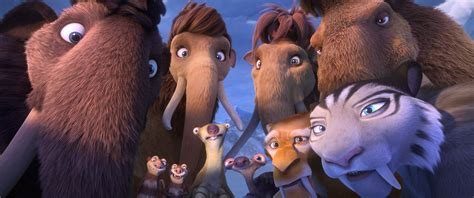 Ice Age: Collision Course (2016) Movie Trailer, Release Date