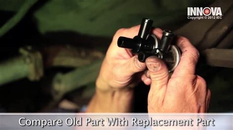 How to change EVAP Canister Close Valve - 2005 Kia