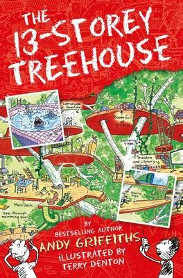 The 13-Storey Treehouse | BookTrust