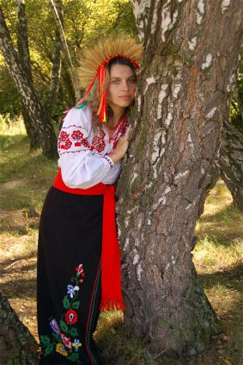 Pictures of Ukrainian Dress, Eggs, Traditions