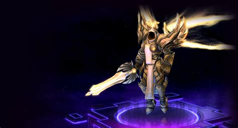 Heroes of the Storm: Tyrael Skins | Blizzard Watch