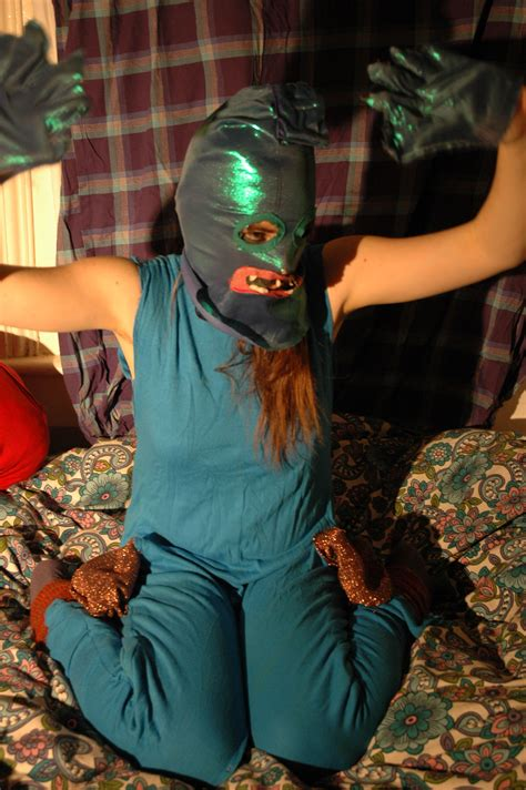 sea monster costume – Sewing Projects | BurdaStyle
