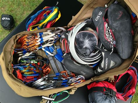 True Rock Climbing Day Pack: 8 Steps (with Pictures)