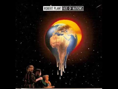 RiNio Musik: Robert Plant - Fate Of Nations - 1993