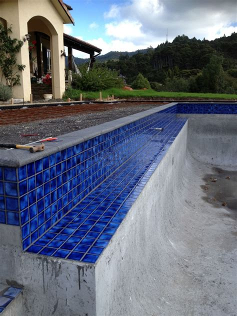General Construction – Concrete Swimming Pool Photo