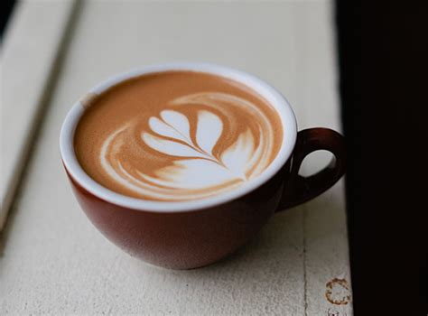Latte Art: How to Draw a Tulip on Your Coffee   Serious Eats
