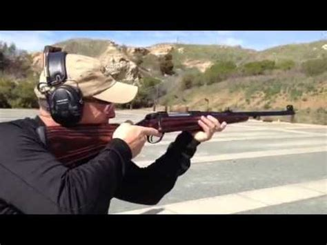 Sako Brown Bear 375 H&H - Bruce Woods - YouTube