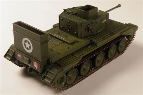 Airfix 2338 1/76 Scale Cromwell Mk IV Build Review
