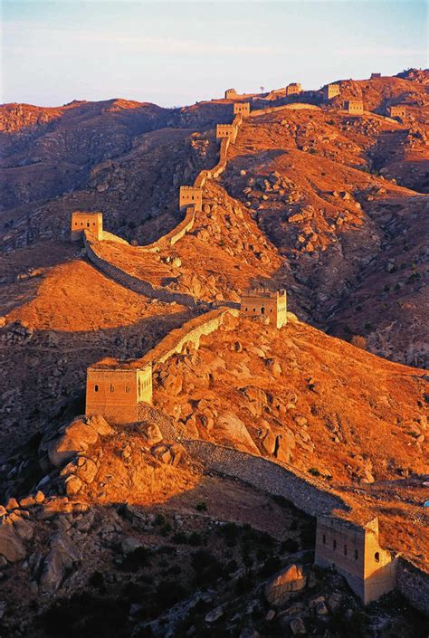 Great Wall of China Cultural Landscape | World Monuments Fund