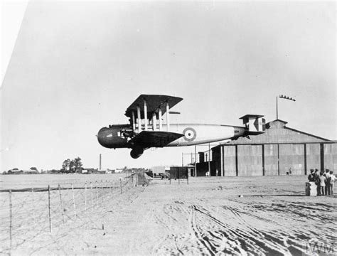 RAF IN IRAQ DURING THE 1920's   Imperial War Museums