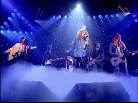 """Robert Plant - (1993) 29 Palms [live on """"Top of the Pops"""