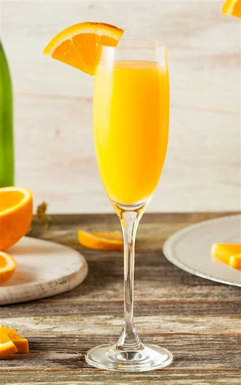 How to Make a Mimosa Cocktail - Crafty Bartending
